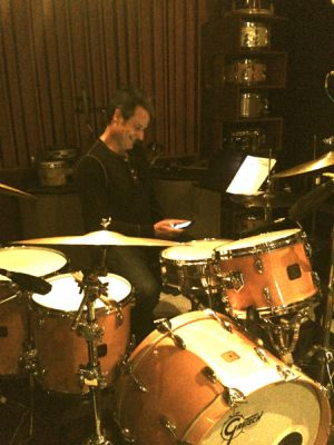Kevin-on-Drums