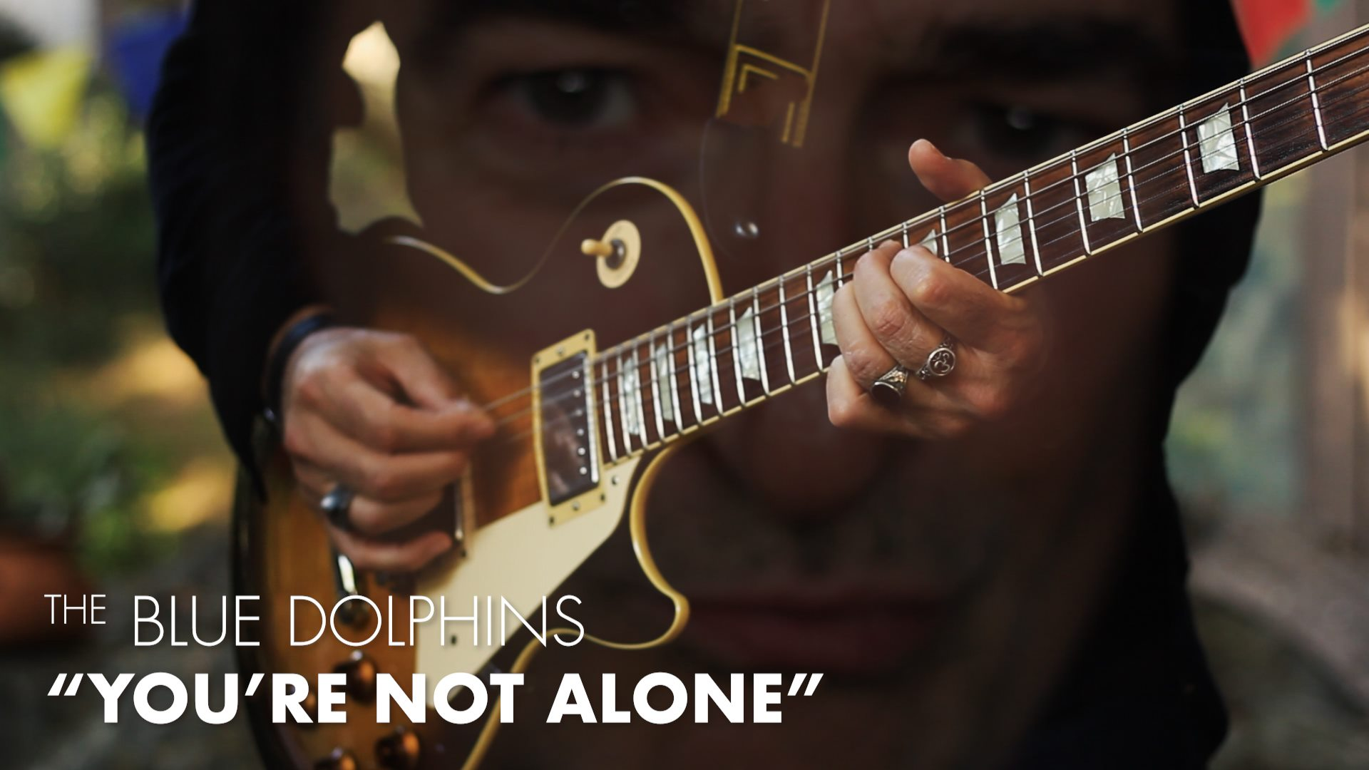 The Blue Dolphins Youre Not Alone thumbnail